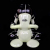 David Flores x HellFire Canyon Club x BlackBook Toy:Kiss My Ass Shadow edition