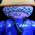 Frank Kozik x BlackBook Toy:A Clockwork Hateball Hate Orange painted by Kenth Toy Works