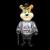 Frank Kozik x BlackBook Toy:A Clockwork Carrot Dim 11インチフィギュア Poison Edition