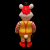 Frank Kozik x BlackBook Toy:A Clockwork Carrot MC Dim