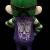 Suicidal Tendencies x BlackBook Toy(スイサイダル・テンデンシーズ) SKUM-kun 10インチフィギュア MC Villain edition