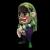 Suicidal Tendencies x BlackBook Toy(スイサイダル・テンデンシーズ) SKUM-kun 10インチフィギュア MC Cyco Supervillain edition