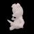 Frank Kozik x BlackBook Toy:Piggums BL GID