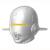 Hajime Sorayama:Sexy Robot 3D Pin