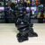 Ron English x BlackBook Toy( ロン・イングリッシュ) Mousezilla Ninja with mini