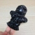 MISHKA x Lamour Supreme:KONG, Beast finger puppet HELL BK(not a set)