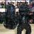 MISHKA x Lamour Supreme:Warhead HELL BK