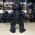 MISHKA x Lamour Supreme:KONG, THE Beast HELL BK(not a set)