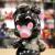 Frank Kozik x BlackBook Toy:Piggums Kuro Buta