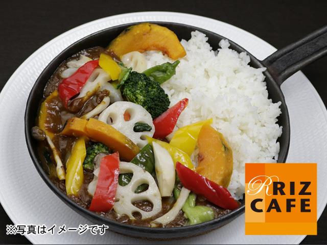 RIZの1日分の野菜カレーソース