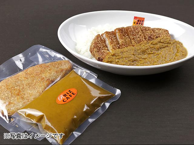 特製カレーソース&那須高原豚ポークカツ