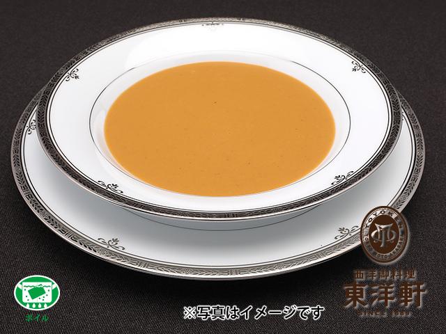 伊勢海老のクリームスープ(