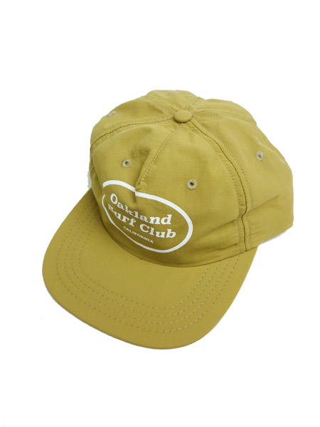 OAKLAND SURF CLUB BREWER HAT BEIGE