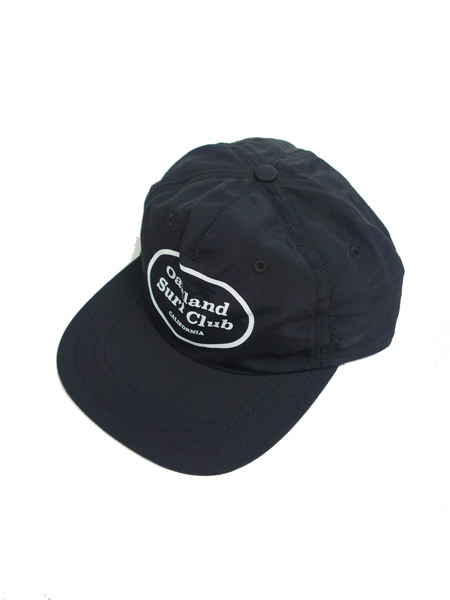OAKLAND SURF CLUB BREWER HAT BLACK