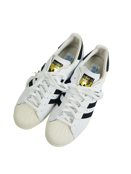 adidas Originals SUPERSTAR 80s WHITE/BLACK/CHOKE2