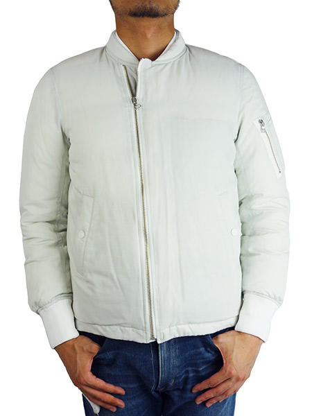 BLUEY MA-1 DOWN JACKET OFF
