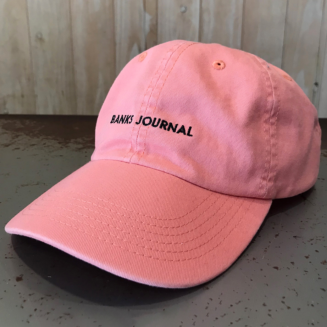 CAP HAT キャップ BANKS JOURNAL