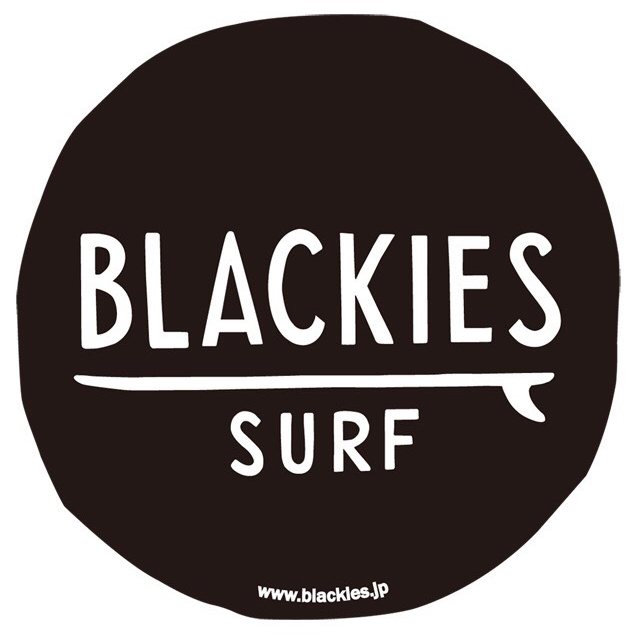 Blackies New Logo ステッカー