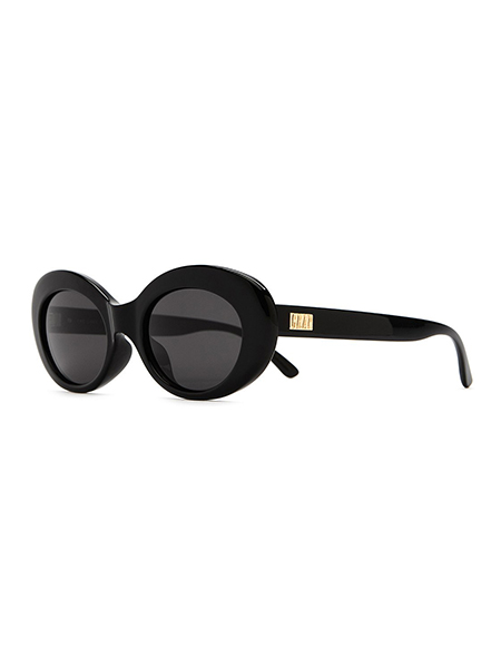 "CRAP EYEWEAR ""The Nudie Mag"" Gloss Black"