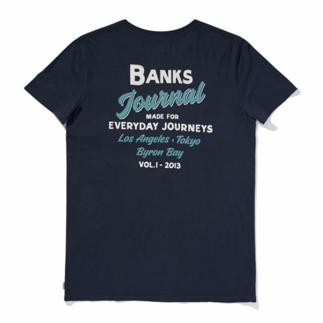 BANKS 2020 SS Tシャッツ