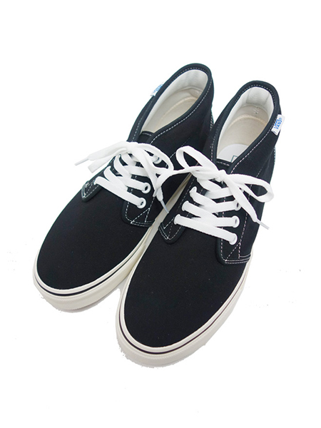 VANS CHUKKA RETRO JAPAN LIMITED BLACK