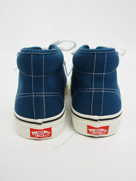 VANS CHUKKA RETRO JAPAN LIMITED NAVY