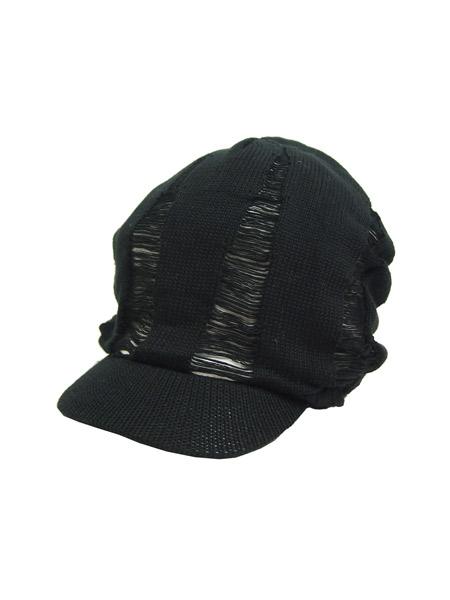Battalion VISOR COTTON KNIT CAP