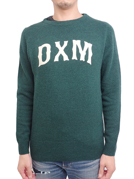 Deus ex Machina CORRECTION CREW DARK GREEN