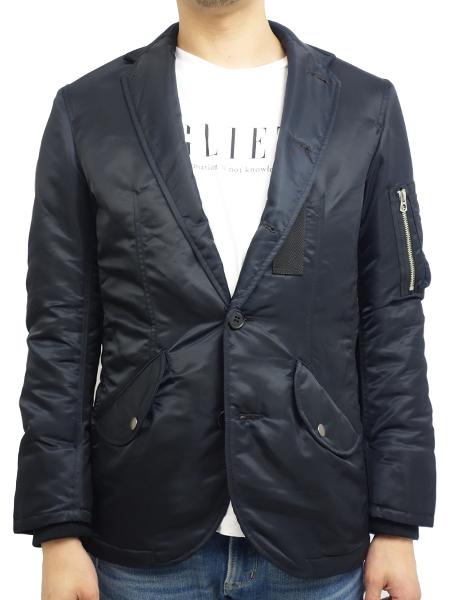Birvin Uniform MA-1 Jacket BLACK