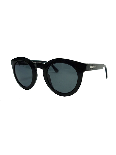 "CRAP EYEWEAR ""The T.V Eye"" Gloss Black"