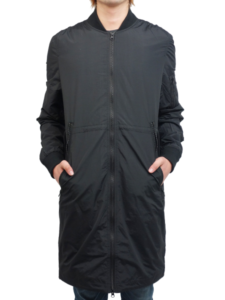 PRAISE. TACTICAL JACKET BLACK