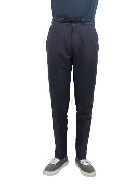 Lee ANKLE CUT PREST PANTS BLACK