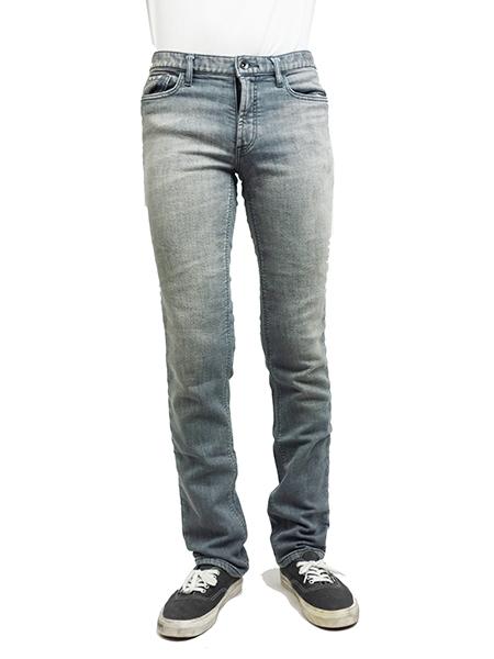 Battalion Color Sweat Jeans BLACK