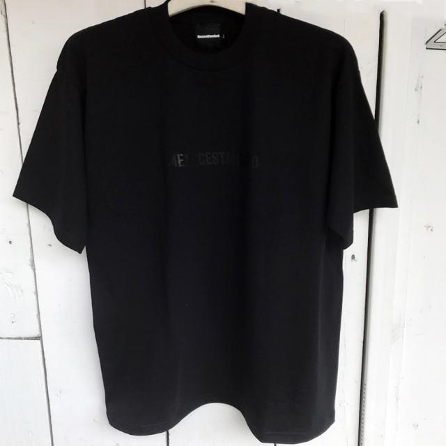 MenaceStandard 2019SS TEE シャツ Blackies