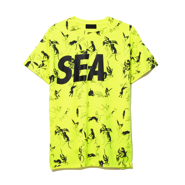 WIND AND SEA TEE