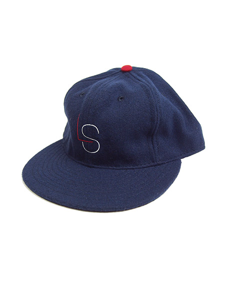 LIFE IS.... EBBETS FIELD FLANNELS 別注 CAP