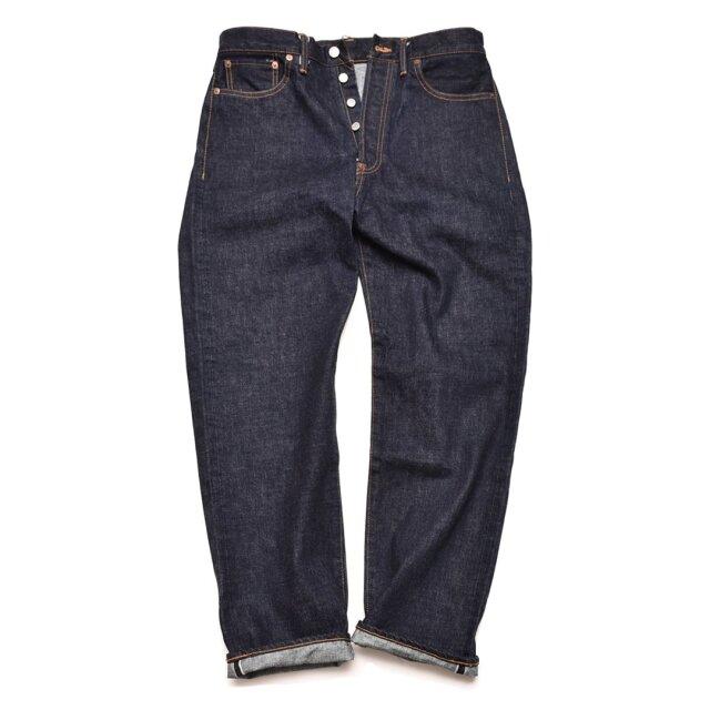 "F.Yutaka × Marbles ""1940"" Denim Pants (受注生産 4月上旬納品予定)"