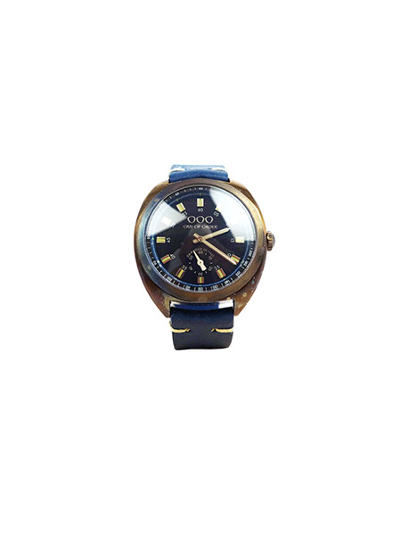 OUT OF ORDER Torpedine  WATCH BLACK/BLUE