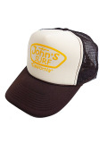 JOHN'S SURF  MESH CAP BROWN/YELLOW