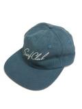 OAKLAND SURF CLUB NEW WAVE HAT BLUE