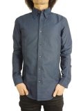 Battalion OX SIDE JERSEY BD SHIRT NAVY