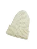 WARREN SCOTT 2x2 RIB BOB CAP WHITE