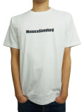 "MenaceStandard S/S TEE ""LOGO"" WHITE"