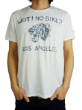 Johnson Motors Inc. S/S TEE WOT NO BIKE OPTIC WHITE