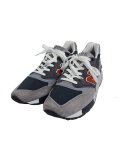 New Balance M998 GG0 GRAY/ORANGE