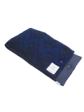BLUEY DOWN NECK WARMER NAVY