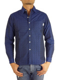 BLUEY INSULATED TECH SHIRTS NAVY