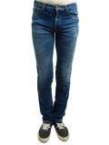 Battalion Color Sweat Jeans INDIGO