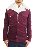 Battalion RANCH JACKET BURGUNDY