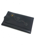 HTC BLACK DOCUMENT CASE2 FLOWER